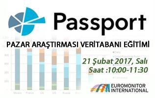 Passport Pazar Araştırması Veritabanı Eğitimi
